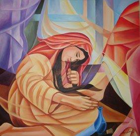 Luke 7:36--8:3 - Holy Textures