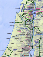 Israel-at-the-time-of-Jesus