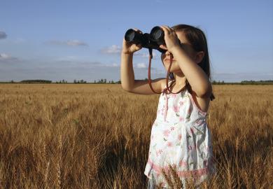 Child-Looking-Through-Binoculars
