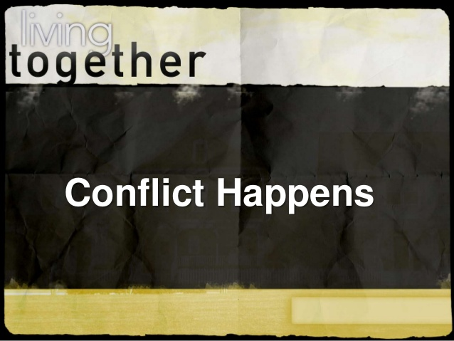 Year-A-OT-23-Conflict-Happens