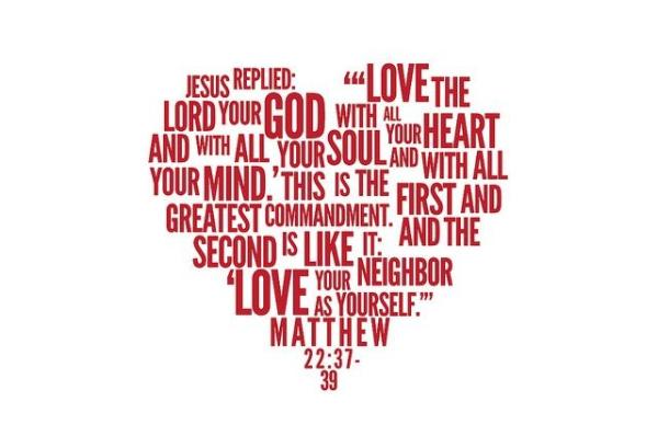 Matthew 22 34 46 Holy Textures