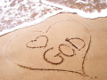 Year-B-OT-31-Love-God-in-the-sand
