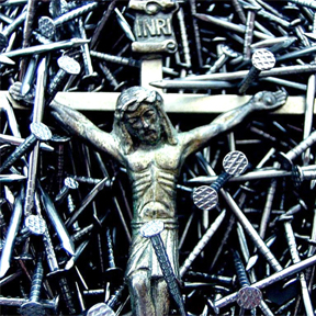 Year-C-Lent-6-Jesus-Cross-Nails-Square